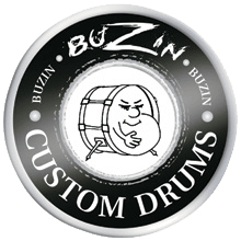 Buzin Custom Drums