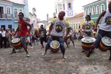 מרחובות ברזיל לסנטרל פארק: להקת הסמבה אולודום